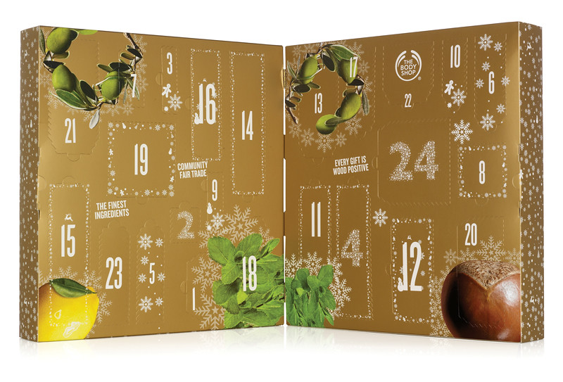 smink adventskalender barn