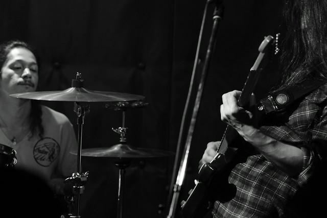 O.E. Gallagher live at Shimbashi ZZ, Tokyo, 21 Oct 2012. 168