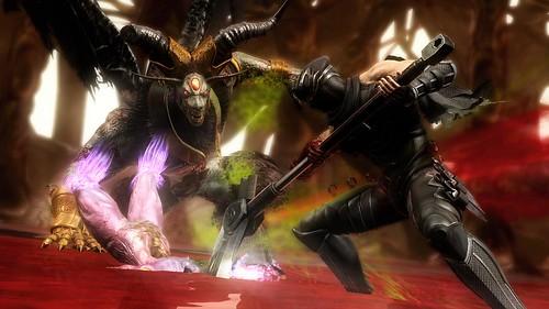 NINTENDO WII U Ninja Gaiden 3: Razor's Edge Trailer & Screens