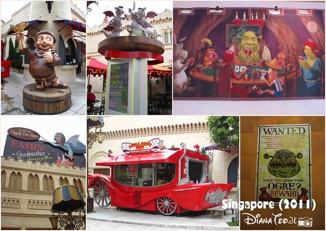 Day 2 Singapore - Universal Studio 18