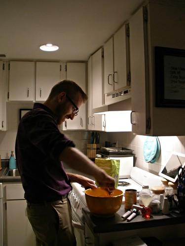 andrew baking