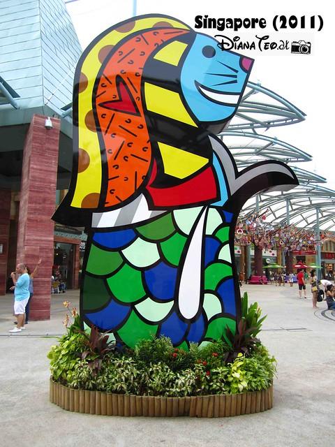 Day 2 Singapore - Universal Studio 32