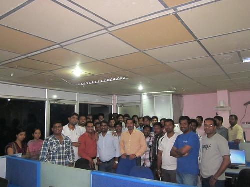 Chennai Digital Marketers Oct 2012 Meetup