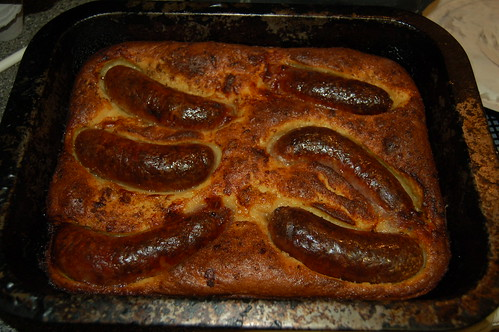 toad in the hole Oct 12