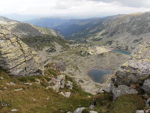 Munții Parâng a Sureanu aneb jeden výlet do rumunských hor a delty Dunaje