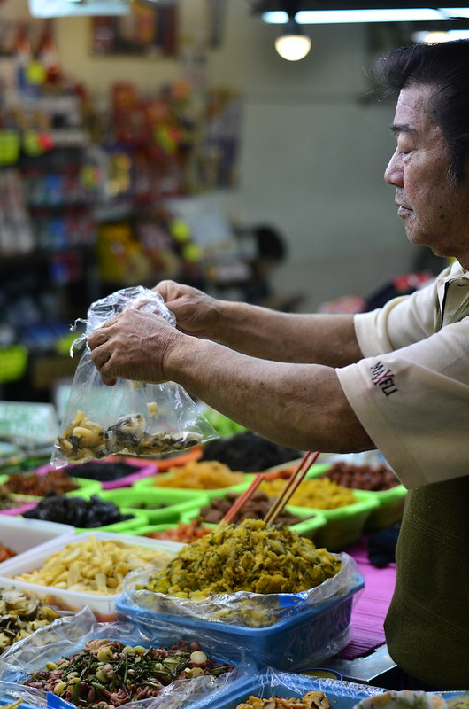 Heiwadori Market