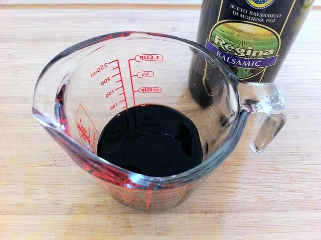 1/3 Cup Balsamic Vinegar