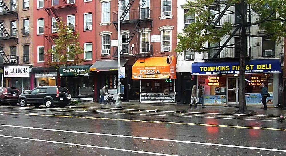 Sandy Stroll Ave. A 3