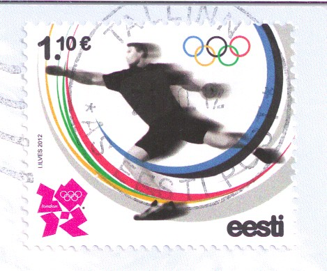 Estonia Postage Stamp
