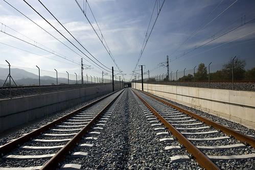 COMSA construirá la conexión ferroviaria de la terminal de Pancorbo (Burgos)