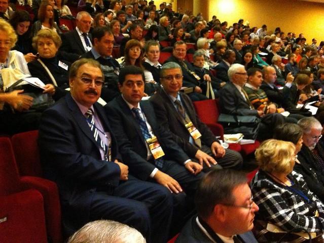 Üsküdar Üniversitesi Rus Sosyologları Kongresi'nde