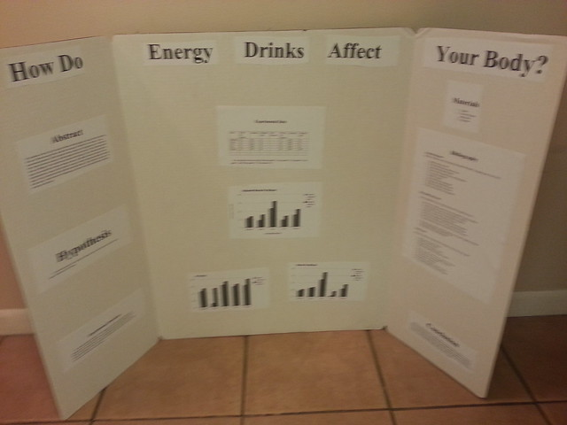 energy science fair projects