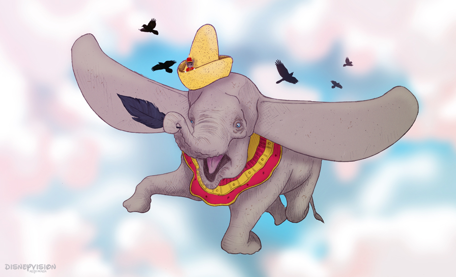 "Dumbo - ""Disneyvision"""
