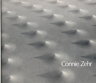 Connie Zehr Exhibition Catalog (front cover)
