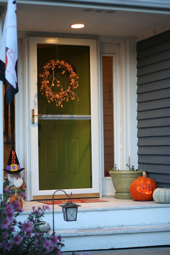 Front Door, Halloween