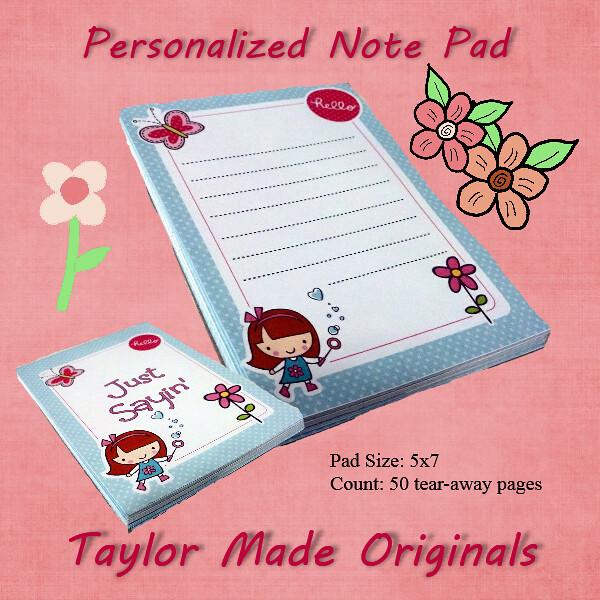 Custom Notepads Memo Pads: Flickr - Photo Sharing