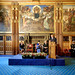 Indonesian President Yudhoyono addresses Parliament in Queen's Robing Room