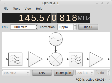 Qthid 4.1 for Linux