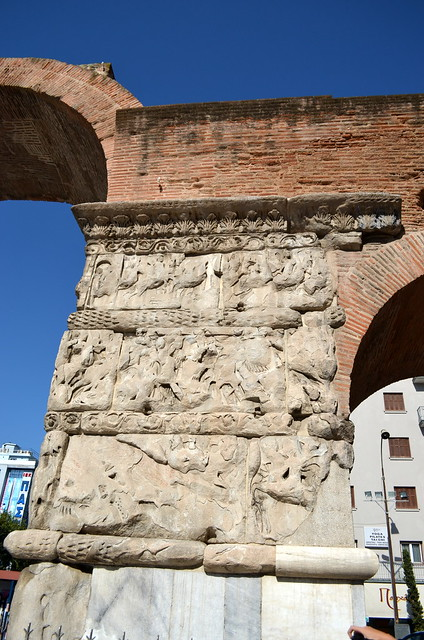 Arch of Galerius, Thessaloniki  Flickr - Photo Sharing!