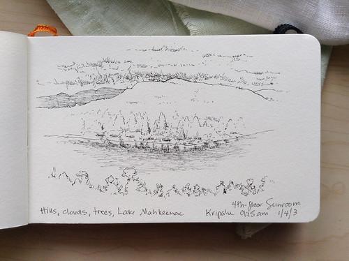Kripalu Sketch_2