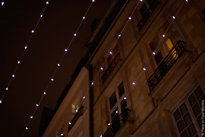 Christmas lights by Carin Olsson (Paris in Four Months)