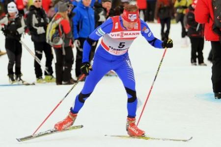 Přežil jsem, vydechl Bauer, když uhájil šestou pozici v Tour de ski