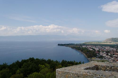 lake nikon macedonia ohrid fortress 2012 ohridlake d7000 thebeautyofmacedonia