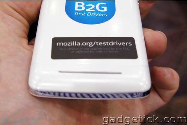смартфон Mozilla Firefox