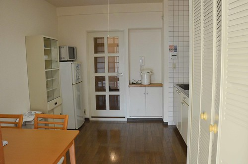 Kitchen from Bedroom