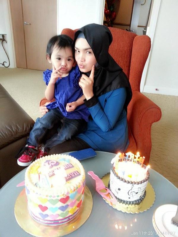 Siti Nurhaliza Hari Jadi Ke 34
