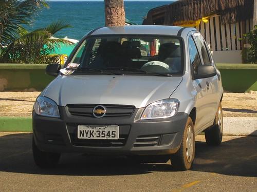 Chevrolet Celta, Salvador (Bahia), Brasil