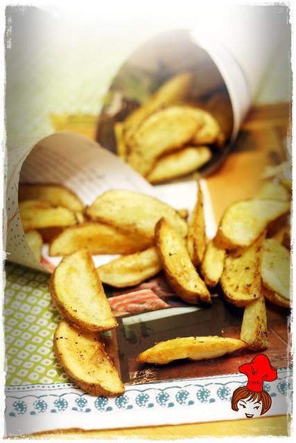 烤薯條 Oven Baked French Fries  15