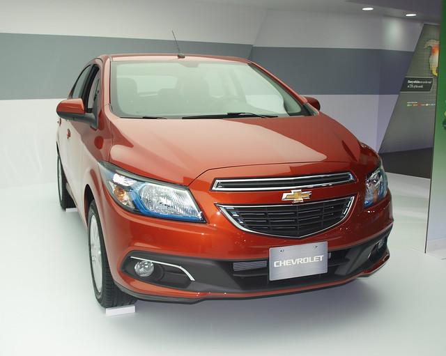 Chevrolet Onix 1