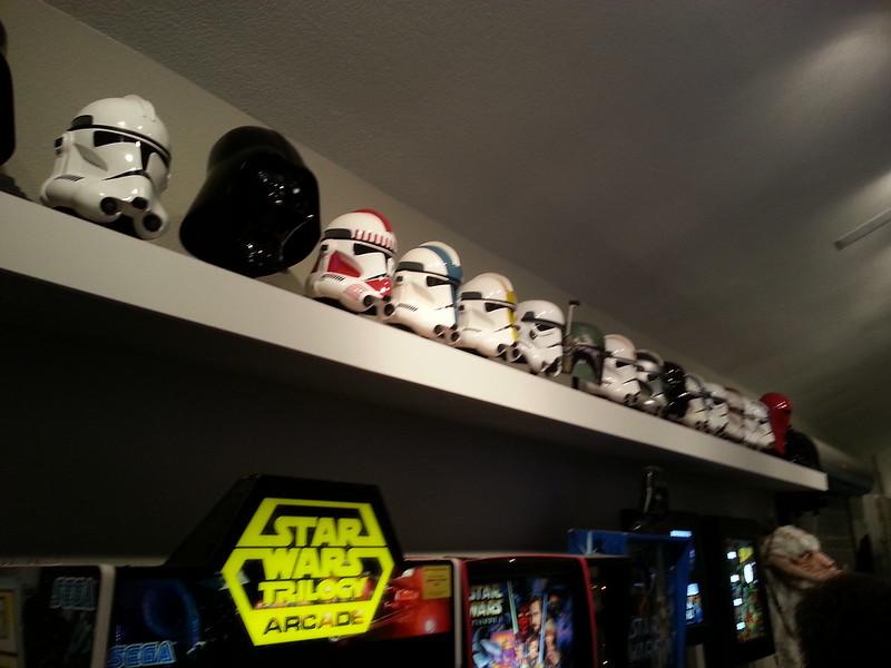 Helmet Lineup
