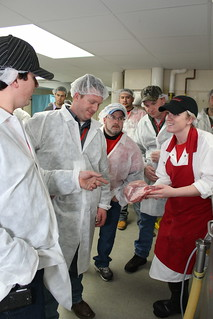 Master Meat Crafter training program