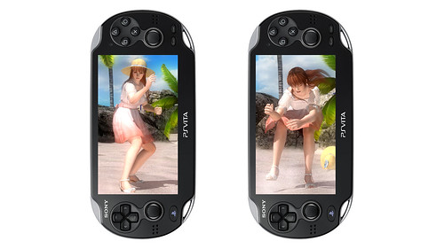 Dead or Alive 5+ for PS Vita
