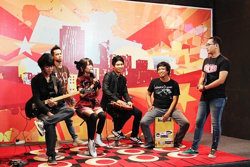 Audrei @ Musik Plus - Duta TV