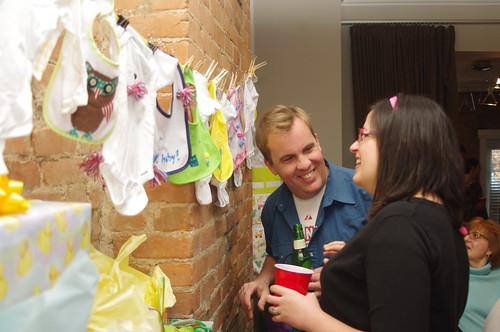 Olivia & Seth's Baby Shower!