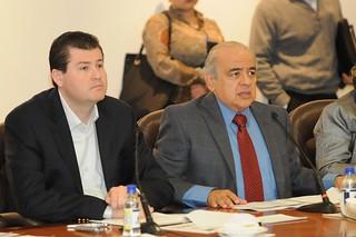 (FOTO) Secretario de SIG y Secretario de SEPyC