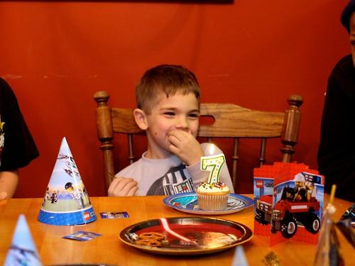 Walker's 7th Birthday