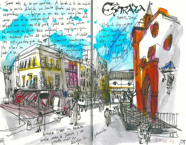Calle Feria. Sevilla.