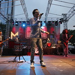 Mayer Hawthorne at Rock Your Taco