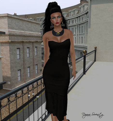Black Only Event 2013 by Dyana Serenity