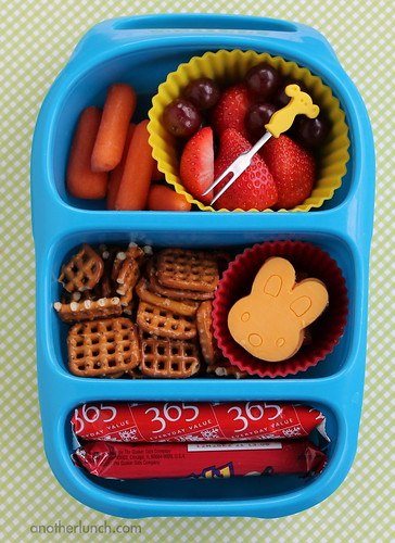 Bynto bento school lunch