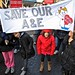 Lewisham children say: Save Our A&E