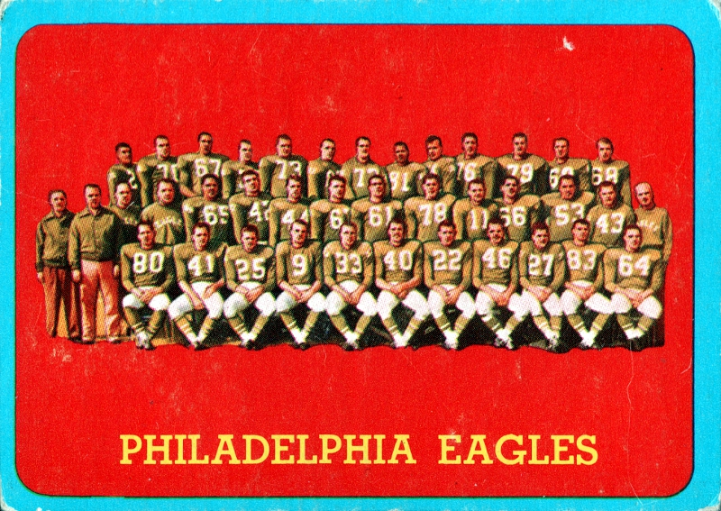 1962 Philadelphia Eagles