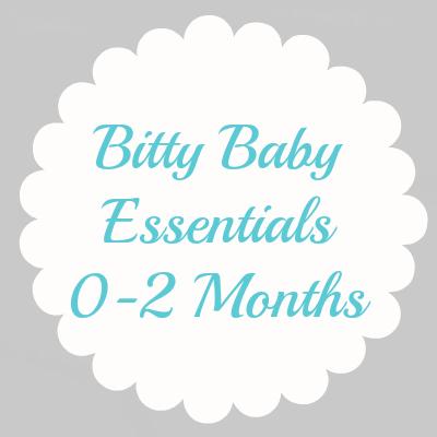 Newborn Essentials Krystal's Kitsch