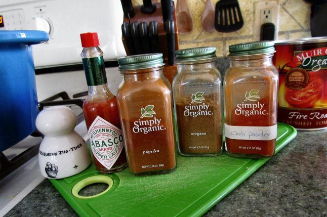 Chili Spices Du Jour