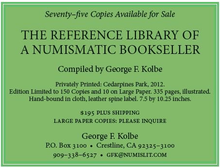Kolbe Reference Library ad