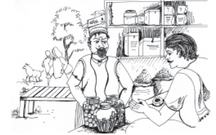 NCERT Class XI English: Chapter 2 – A Pair of Mustachios